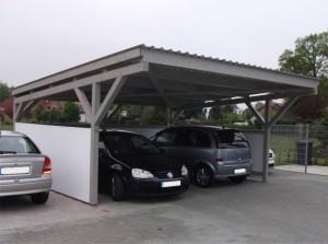 Doppelcarport Beckum