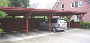 Carport in Beckum