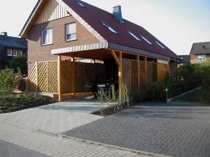 Carport Rheda-Wiedenbrück