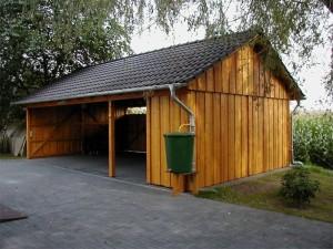 Holzcarport Lippstadt Bad Waldliesborn