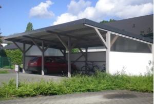 Dreiercarport Beckum