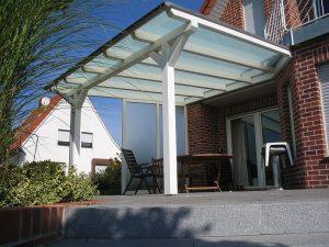Terrassenüberdachung Beckum