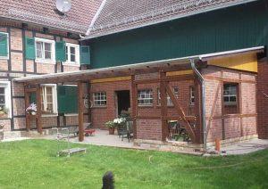 Terrassenüberdachung Freisitz Oelde