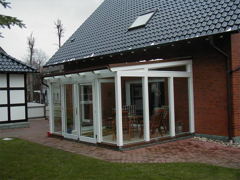 Wintergarten Auf Dem Dach terrassenüberdachung