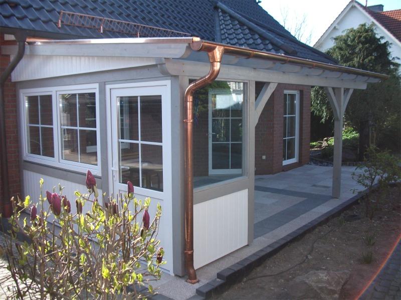 Terrassenuberdachung Mit Seitenwand ~ Terrassenüberdachung