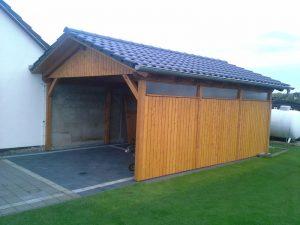 Carport Oelde