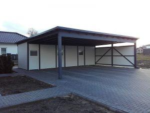 Carport Rietberg
