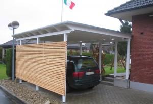 Carport Oelde Stromberg