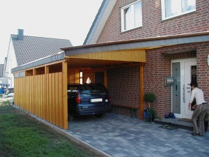 Carport Wadersloh Liesborn