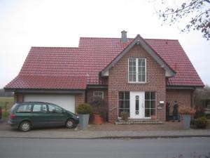 Dachstuhl Beckum Neubeckum