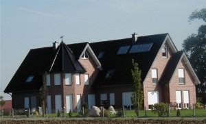 Dachstuhl zw. Langenberg u. Rheda-Wiedenbrück Batenhorst