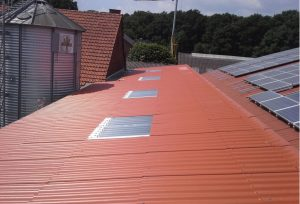 Dacheindeckungen mit Eternit oder Stahltrapezbleche Wadersloh, Lippstadt, Beckum, Oelde, Lippetal, Rheda-Wiedenbrück