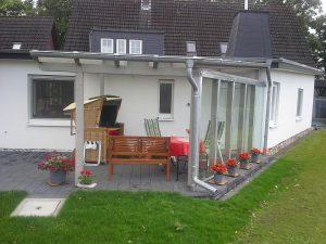 Terrassenüberdachung Freisitz Beckum