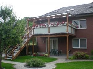 Balkon Lippetal Lippborg