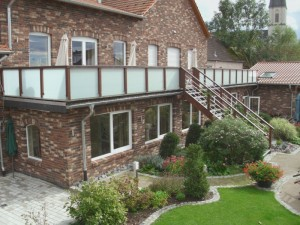 Balkon Lippetal Herzfeld