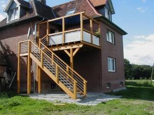 Balkon Oelde