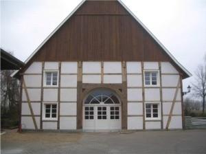 Giebelfachwerk Rheda-Wiedenbrück