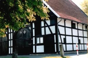 Fachwerkscheune Wadersloh Liesborn