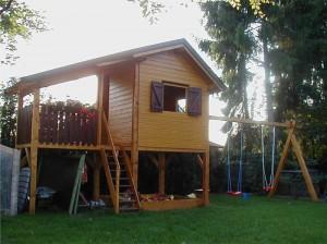 Kinderspielhaus Oelde