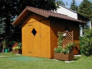 Gartengerätehaus Beckum