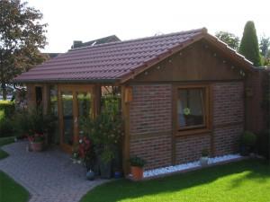 Gartenhaus Freisitz Ennigerloh