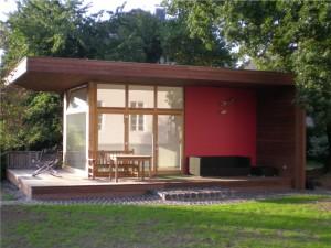 Gartenpavillon Gartenhaus Lippetal, Lippstadt