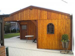 Gartenhaus mit Freisitz Lippetal Herzfeld