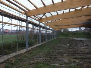 landwirtschaftliche Halle in Lippetal Herzfeld