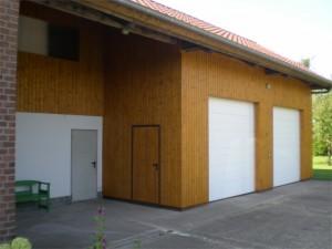 Holzfassade Wandverschalung Rheda-Wiedenbrück