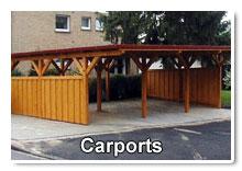 Carports in Lippetal, Herzfeld, Lippborg, Lippstadt, Bad Waldliesborn ...