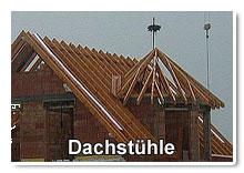 Dachstuhl in Beckum, Ennigerloh, Langenberg, Lippetal, Herzfeld oder Lippborg