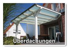 Überdachungen in Oelde, Rheda-Wiedenbrück, Rietberg-Mastholte. Beckum ...